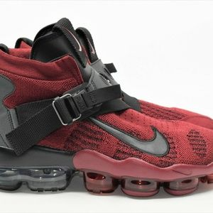 Nike Air Vapormax Premier Flyknit Team Red Sz 10